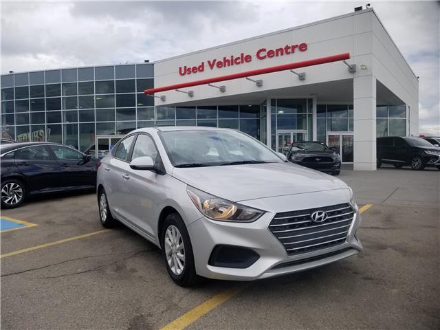 2018 Hyundai Accent GL (Stk: U194235) in Calgary - Image 1 of 24