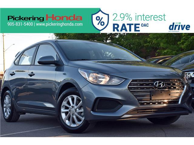 2019 Hyundai Accent Preferred (Stk: PR1144) in Pickering - Image 1 of 28