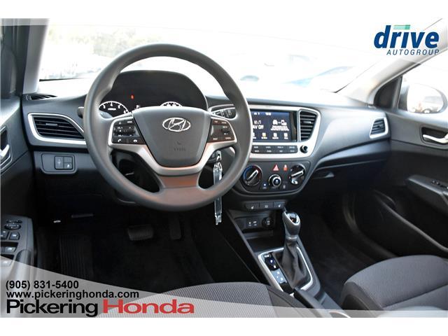 2019 Hyundai Accent Preferred (Stk: PR1144) in Pickering - Image 2 of 28