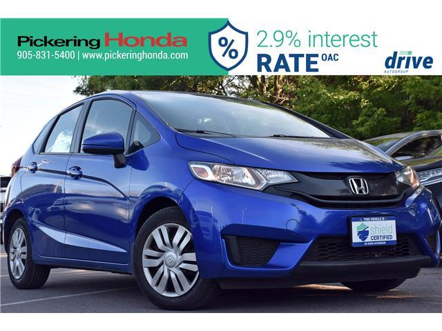 2016 Honda Fit LX (Stk: P4995) in Pickering - Image 1 of 28