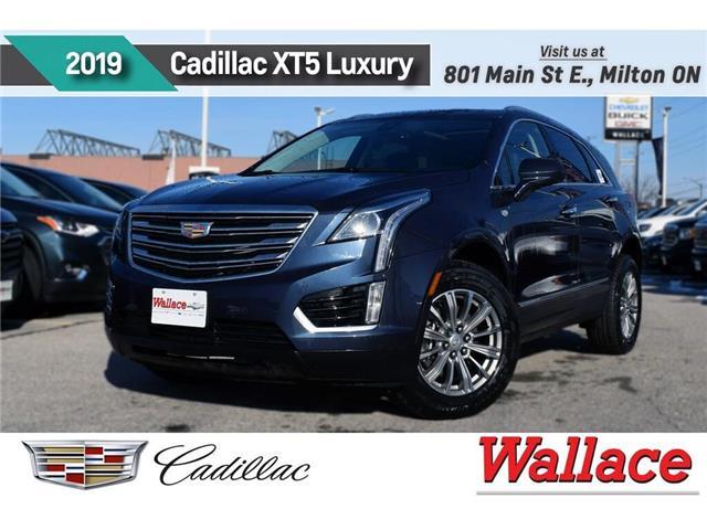 2019 Cadillac XT5 Luxury (Stk: 174525) in Milton - Image 1 of 10