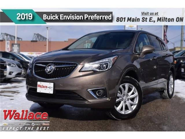 2019 Buick Envision Preferred (Stk: 041954) in Milton - Image 1 of 8