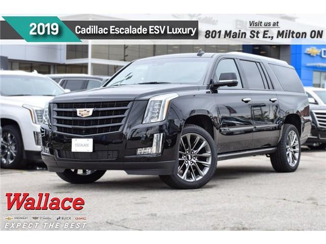 2019 Cadillac Escalade ESV Premium Luxury (Stk: 332865) in Milton - Image 1 of 30