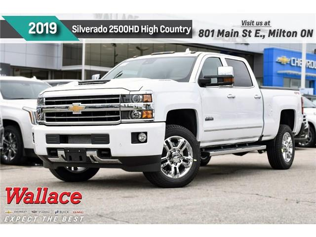 2019 Chevrolet Silverado 2500HD High Country (Stk: 282305) in Milton - Image 1 of 28