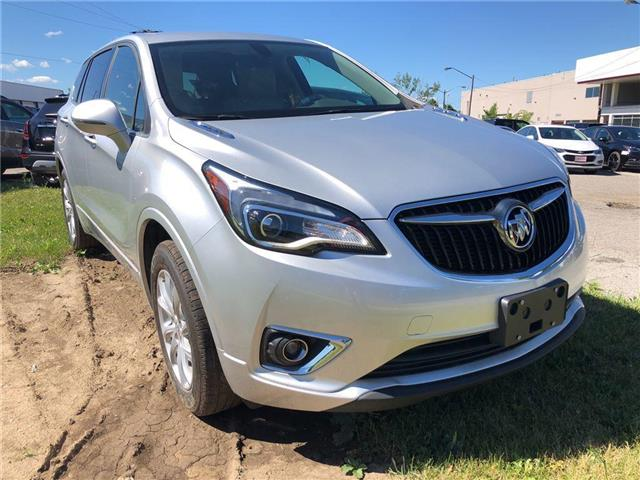 2019 Buick Envision Preferred (Stk: 005303) in Markham - Image 2 of 5
