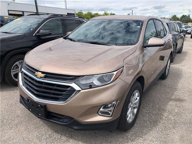 2019 Chevrolet Equinox LT (Stk: 134432) in Markham - Image 1 of 5