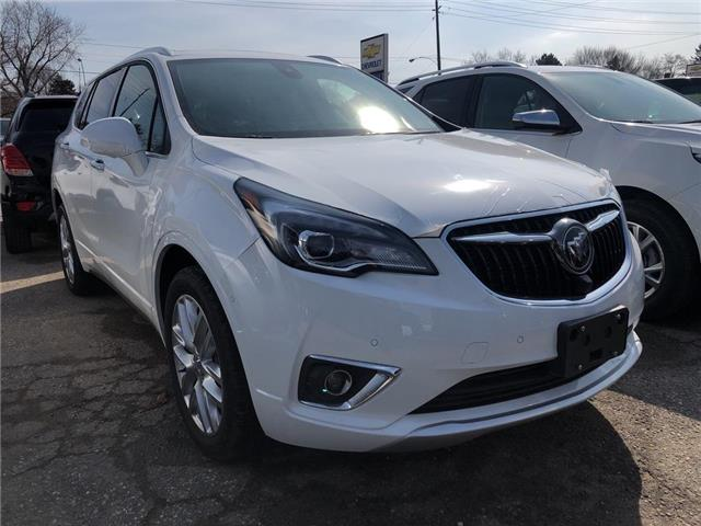 2019 Buick Envision Premium II (Stk: 042121) in Markham - Image 4 of 5