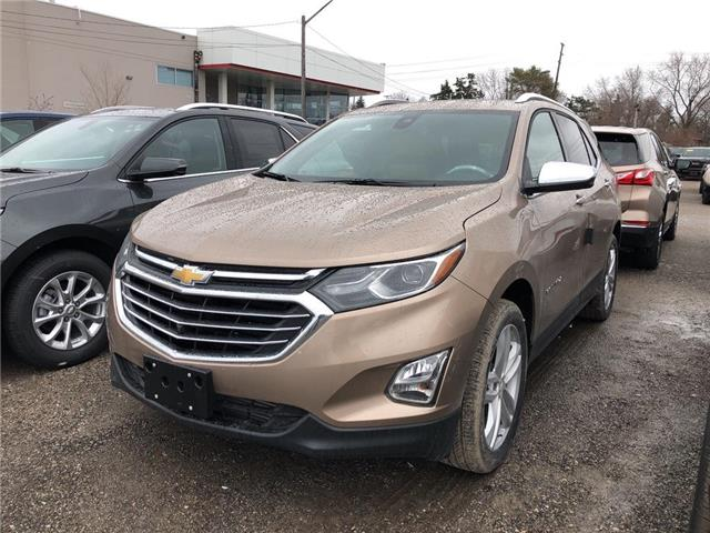 2019 Chevrolet Equinox Premier (Stk: 193212) in Markham - Image 1 of 5