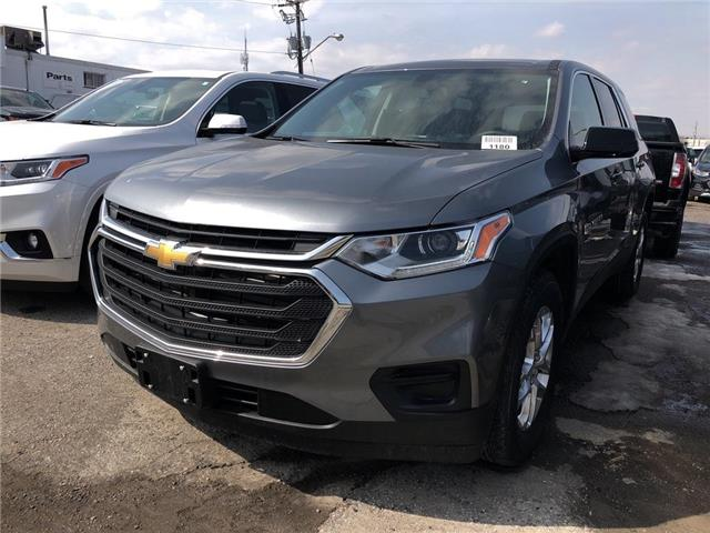 2019 Chevrolet Traverse LS (Stk: 221846) in Markham - Image 1 of 5