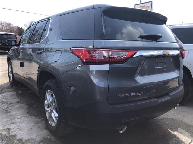 2019 Chevrolet Traverse LS (Stk: 221846) in Markham - Image 2 of 5