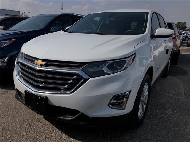 2019 Chevrolet Equinox LT (Stk: 232746) in Markham - Image 1 of 5