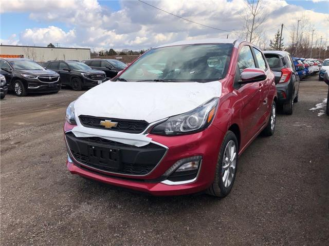 2019 Chevrolet Spark 1LT CVT (Stk: 775035) in Markham - Image 1 of 4