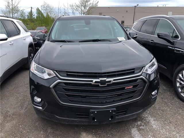 2019 Chevrolet Traverse  (Stk: J271502) in Markham - Image 2 of 5