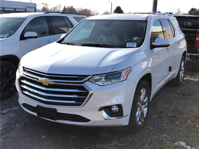 2019 Chevrolet Traverse  (Stk: 273064) in Markham - Image 1 of 5