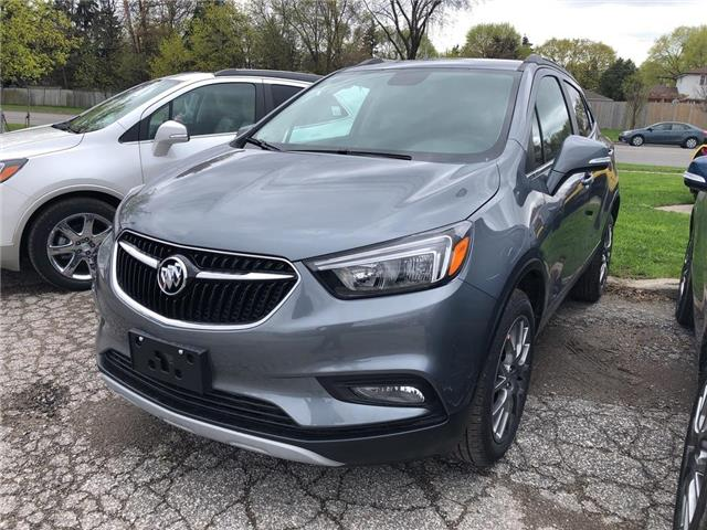 2019 Buick Encore Sport Touring (Stk: 859670) in Markham - Image 1 of 5
