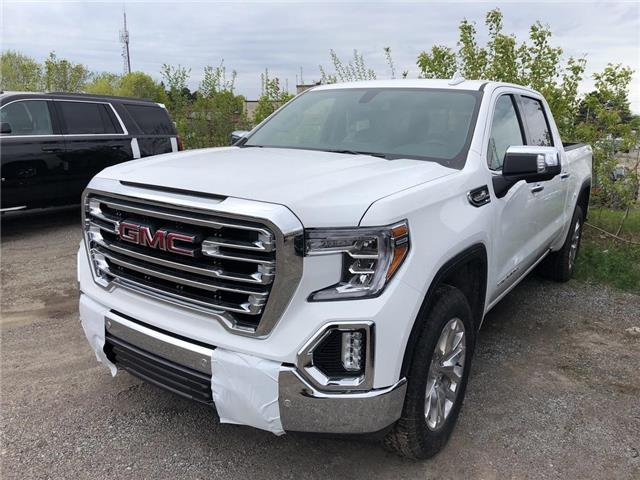 2019 GMC Sierra 1500 SLT (Stk: 323879) in Markham - Image 1 of 5