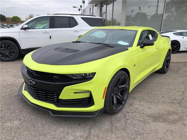 2019 Chevrolet Camaro 1SS (Stk: 147202) in Markham - Image 1 of 5