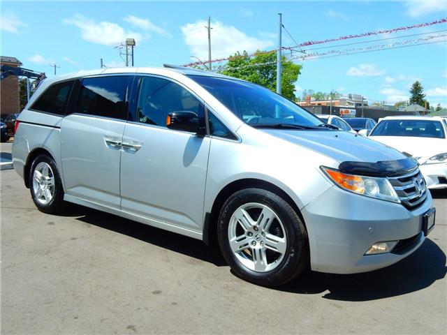 2011 Honda Odyssey Touring (Stk: 5FNRL5) in Kitchener - Image 1 of 1