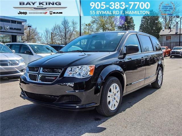 2019 Dodge Grand Caravan CVP/SXT (Stk: 193557) in Hamilton - Image 1 of 22