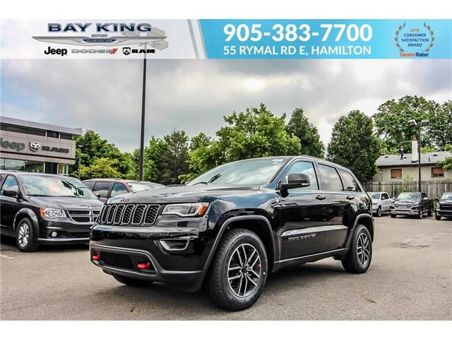 2019 Jeep Grand Cherokee Trailhawk (Stk: 197635) in Hamilton - Image 1 of 30