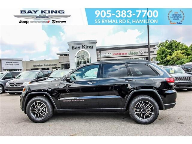 2019 Jeep Grand Cherokee Trailhawk (Stk: 197635) in Hamilton - Image 2 of 30