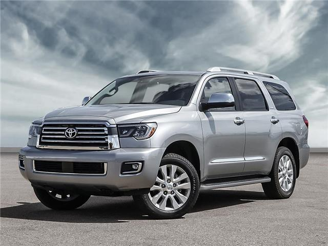 2019 Toyota Sequoia Platinum 5.7L V8 (Stk: 9SQ690) in Georgetown - Image 1 of 23