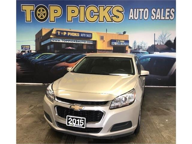 2015 Chevrolet Malibu 1LT (Stk: 188253) in NORTH BAY - Image 1 of 25