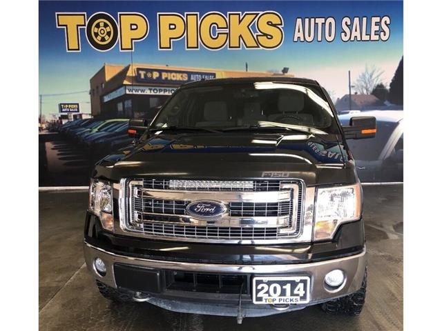 2014 Ford F-150 XLT (Stk: g00643) in NORTH BAY - Image 1 of 25