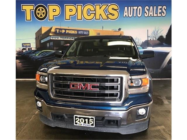 2015 GMC Sierra 1500 SLE (Stk: 523375) in NORTH BAY - Image 1 of 25