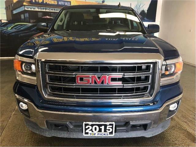 2015 GMC Sierra 1500 SLE (Stk: 523375) in NORTH BAY - Image 2 of 25