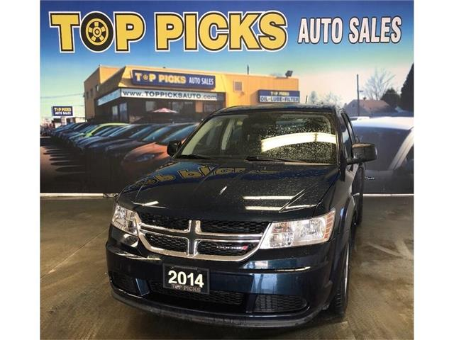 2014 Dodge Journey CVP/SE Plus (Stk: 140097) in NORTH BAY - Image 1 of 27