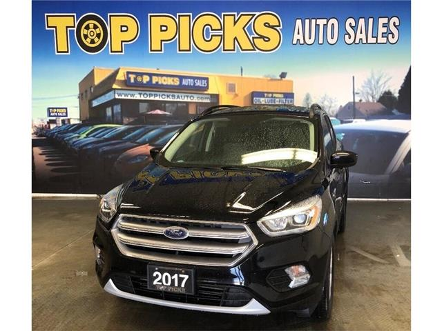 2017 Ford Escape SE (Stk: b18799) in NORTH BAY - Image 1 of 26