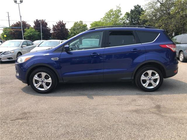 2014 Ford Escape SE  4X4  Heat Seat  B-Tooth  Backup Cam (Stk: 5297) in Stoney Creek - Image 2 of 20