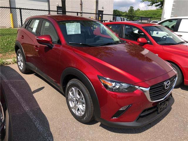 2019 Mazda CX-3 GS (Stk: 16739) in Oakville - Image 3 of 5