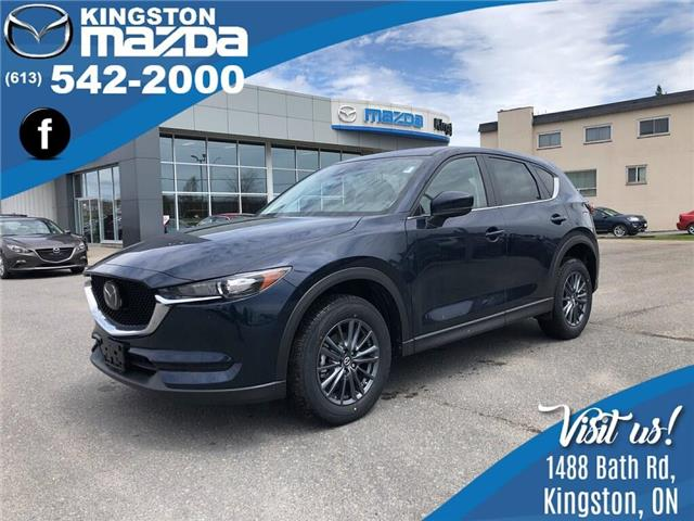 2019 Mazda CX-5 GS (Stk: 19T062) in Kingston - Image 1 of 14