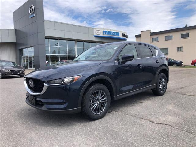 2019 Mazda CX-5 GS (Stk: 19T062) in Kingston - Image 2 of 14
