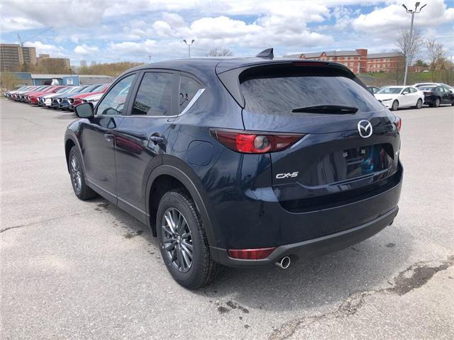 2019 Mazda CX-5 GS (Stk: 19T062) in Kingston - Image 4 of 14