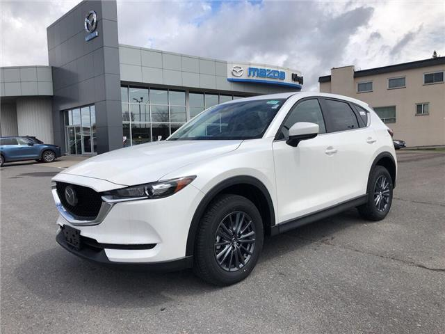2019 Mazda CX-5 GS (Stk: 19T071) in Kingston - Image 2 of 16