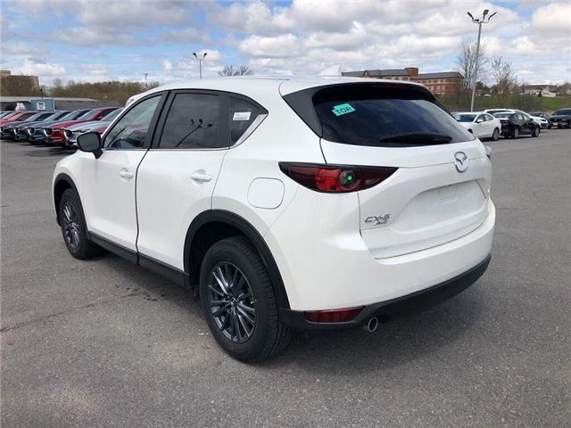 2019 Mazda CX-5 GS (Stk: 19T071) in Kingston - Image 4 of 16