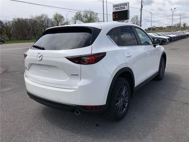 2019 Mazda CX-5 GS (Stk: 19T071) in Kingston - Image 6 of 16
