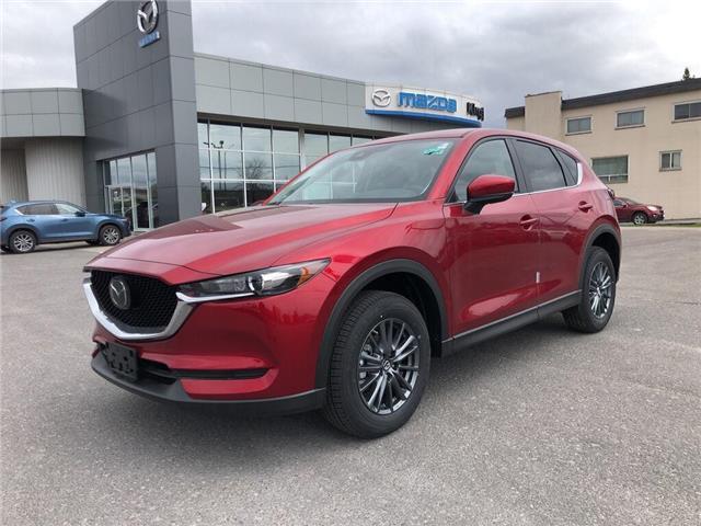 2019 Mazda CX-5 GS (Stk: 19T082) in Kingston - Image 2 of 15