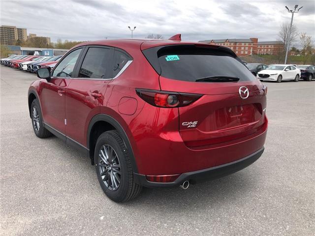 2019 Mazda CX-5 GS (Stk: 19T082) in Kingston - Image 4 of 15