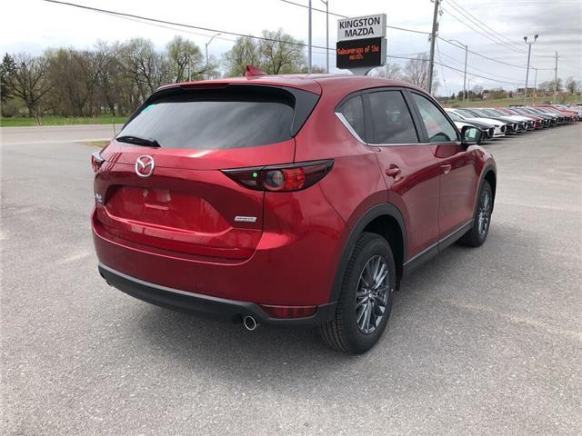 2019 Mazda CX-5 GS (Stk: 19T082) in Kingston - Image 6 of 15
