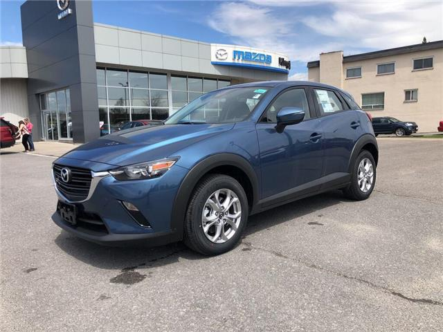 2019 Mazda CX-3 GS (Stk: 19T087) in Kingston - Image 2 of 16