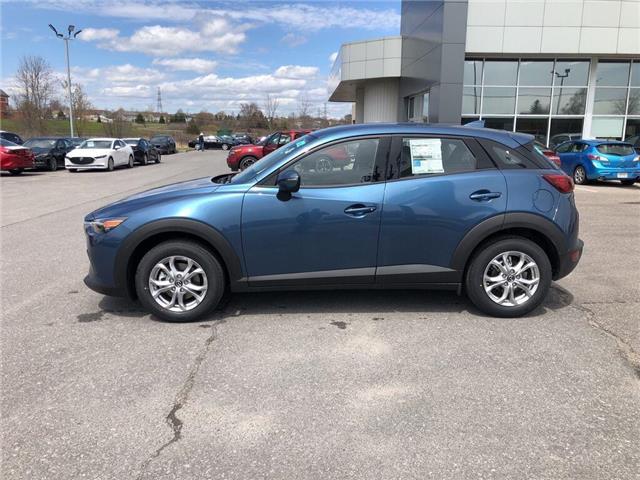 2019 Mazda CX-3 GS (Stk: 19T087) in Kingston - Image 3 of 16