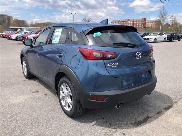2019 Mazda CX-3 GS (Stk: 19T087) in Kingston - Image 4 of 16