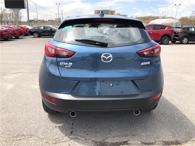 2019 Mazda CX-3 GS (Stk: 19T087) in Kingston - Image 5 of 16