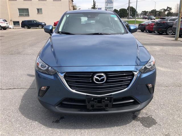 2019 Mazda CX-3 GS (Stk: 19T087) in Kingston - Image 9 of 16