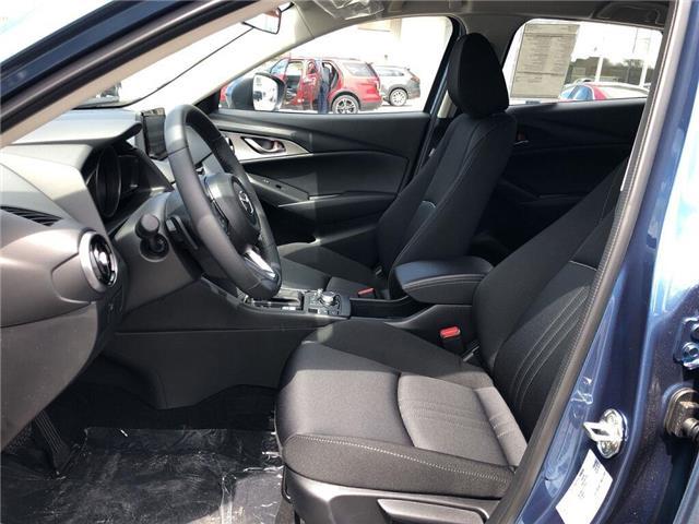 2019 Mazda CX-3 GS (Stk: 19T087) in Kingston - Image 11 of 16