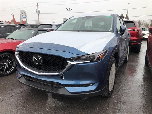 2019 Mazda CX-5 GT w/Turbo (Stk: 19T088) in Kingston - Image 2 of 5